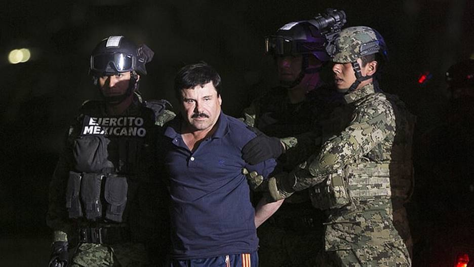 El Chapo's House
